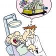 Behandlung Zahnarzt