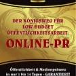 """Im Buch """"Der Königsweg für Low Budget Öffentlichkeitsarbeit: Online PR"""" wird geschildert, wie es auch kleinere Unternehmen oder sogar Einzelkämpfer schaffen können, mit der richtigen Taktik in die Presse oder sogar ins Fernsehen zu kommen. (Foto: djd)"""