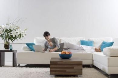 Das eigene Heim als Lebensmittelpunkt: Möbel und Einrichtungen stehen bei den Deutschen ganz oben auf der Wunschliste. (Foto: djd/CreditPlus Bank)
