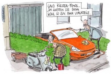 Gerade Riester-Fonds sind eine gute Möglichkeit, um langfristig vorzusorgen - auf Vorurteile sollte man deshalb besser verzichten. (Foto: djd/Union Investment)
