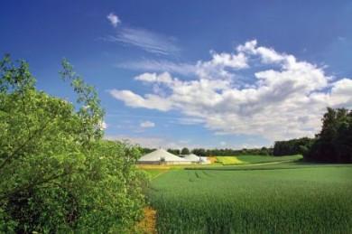 Lukrative Anlage: Biogas ist der heimliche Star unter den erneuerbaren Energien.