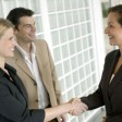 Wer kontaktfreudig ist, hat auch in der Selbstständigkeit gute berufliche Chancen.