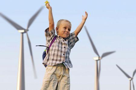 Die Windkraft wird die mit Abstand wichtigste erneuerbare Quelle für die Stromerzeugung in Deutschland sein.