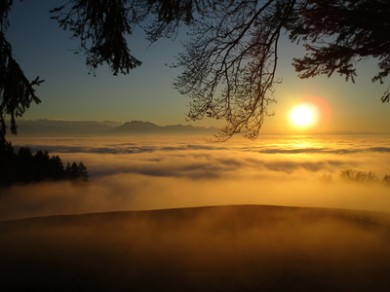 schweiz-sonnenuntergang